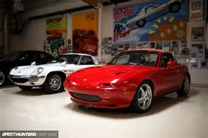 The Ultimate Hobby Shop: Jay Leno's Garage   Speedhunters