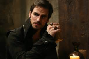 Colin O'Donoghue Captain Hook Once Upon a Time