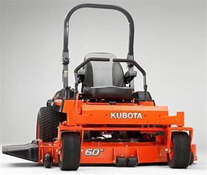 Kubota Z700 Series Zero