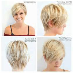 HD wallpapers short layered grey hairstyles