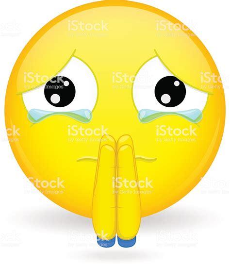 Emoticon Begging For Forgiveness Sorry Emoticonoh Please
