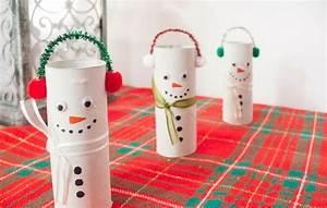 Basteln Mit Toilettenrollen : basteln mit klorollen zu weihnachten 20 tolle recycling ideen ~ Buech-reservation.com Haus und Dekorationen