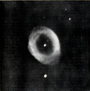 Outer Space Pictures – Ring Nebula in Lyra Constellation ...