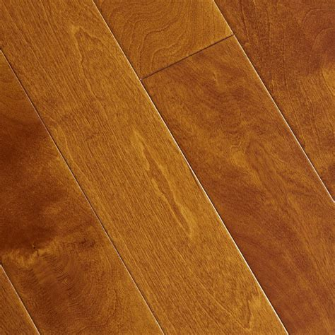 scraped maple hardwood flooring home legend hand scraped maple sedona 3 8 in t x 4 3 4 in w x varying length click lock
