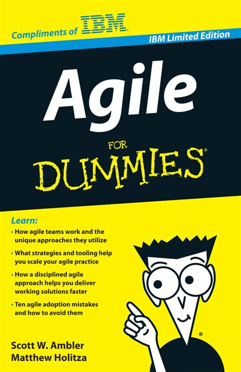 For Dummies by Agile For Dummies