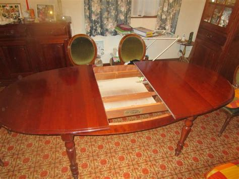 table de salle a manger a vendre a vendre table de salle 224 manger avec 6 chaises en m 233 risier namur