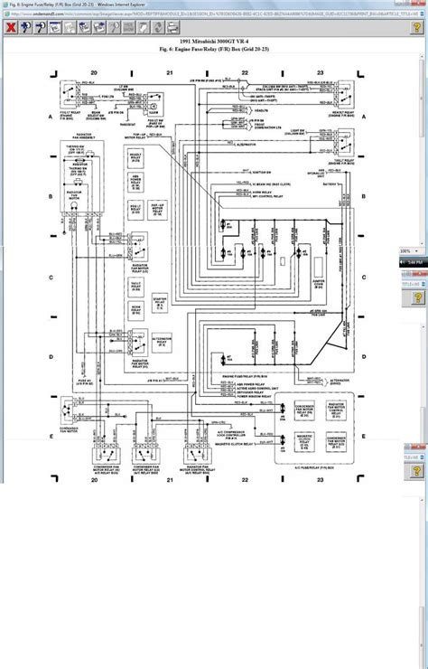 Mitsubishi Truck Wiring Diagram by Wrg 5531 Mitsubishi Minicab Wiring Diagram