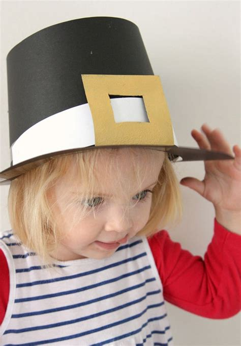 thanksgiving day craft diy pilgrim hats thanksgiving 820 | 97e44428a13c985ad2855aee09e31d5d thanksgiving hat thanksgiving preschool