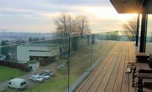 Glas Balkongeländer Rahmenlos : balkonbrustungen glaserei wien balkon glas glaser ~ Frokenaadalensverden.com Haus und Dekorationen