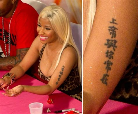 top  female celebrity tattoos top inspired