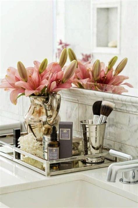 Deko Ideen Blumen by 1001 Ideen F 252 R Eine Stilvolle Und Moderne Badezimmer