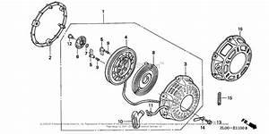 Honda Engines Gx200 Vx Engine  Jpn  Vin  Gcae