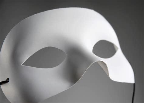 white  mask adult