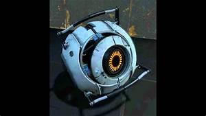 Portal 2  Core 1  U0026quot The Space Core U0026quot  All Quotes
