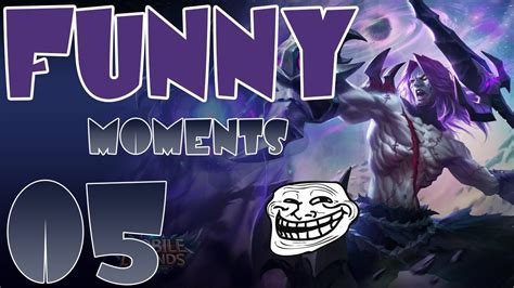 Mobile Legends Funny Moments 05