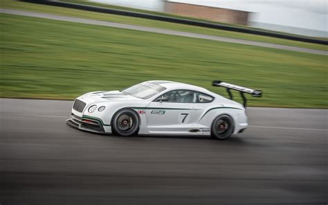 bentley racing bentley continental gt3 race car new cars reviews