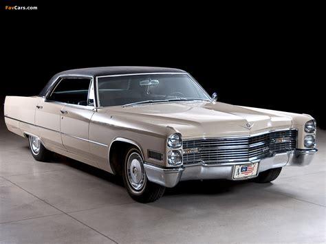 Images of Cadillac Sedan de Ville 1966 (1024x768)