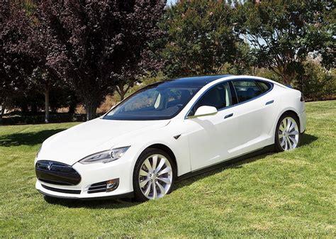 Tesla Motors Model S Specs & Photos