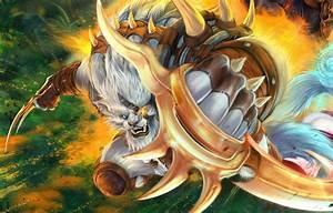 Wallpaper hunter, rengar, lol, rage, League of Legends ...