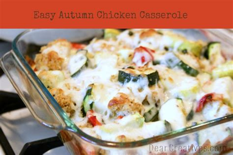 dinner casserole recipes easy make bake create link party 26 with featured link ups