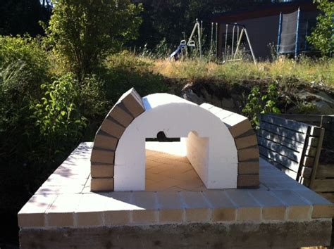 reimer family wood fired brick pizza oven  bc