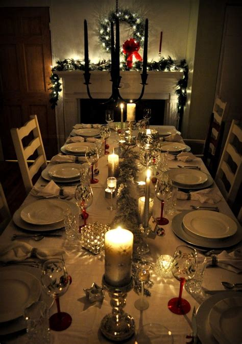 images  advent table settings  pinterest