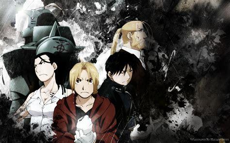 Anime Wallpaper Fullmetal Alchemist - fullmetal alchemist fullmetal alchemist brotherhood