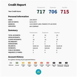 Credit Bureau Report Sle by Guide How To Fix Your Credit