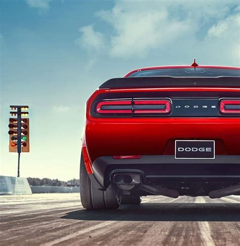 Where Can You Drive The Dodge Challenger Srt Demon?