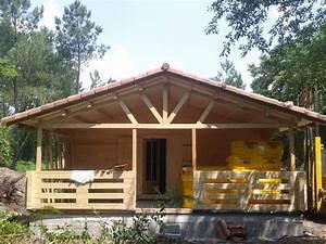Chalet Bois Pas Cher : chalet en kit vente de chalet en kit maison bois en kit ~ Nature-et-papiers.com Idées de Décoration
