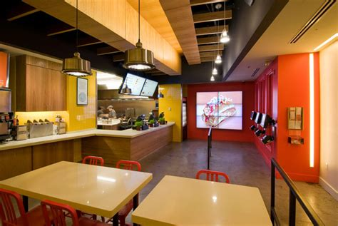 burger restaurant  core architecture