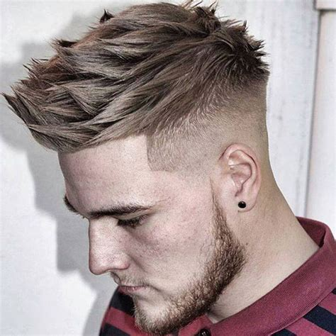 Hairstyles For Teenage Guys 2018   Men's Hairstyles