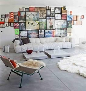 Gemütliche Wohnzimmer Farben : 23 gem tliche wohnzimmer wohnideen mit deko in kr ftigen farben wohnen pinterest ~ Markanthonyermac.com Haus und Dekorationen