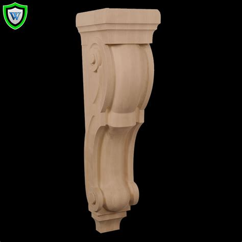 Traditional Wood Corbels by Corbels Fireplace Mantel Wood Corbels Traditional Design