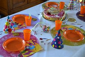 decoration table pour anniversaire bebe visuel 4 With déco chambre bébé pas cher avec fleurs à offrir pour anniversaire