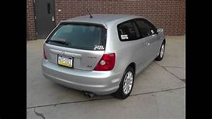 03 Civic Si Hatchback Review