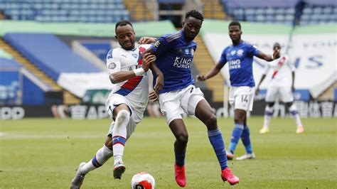 Rodgers: Why Ndidi can play at centre-back in Leicester ...