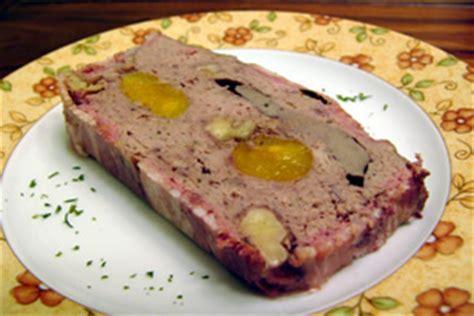 recette terrine de foie de veau aux abricots et aux noix