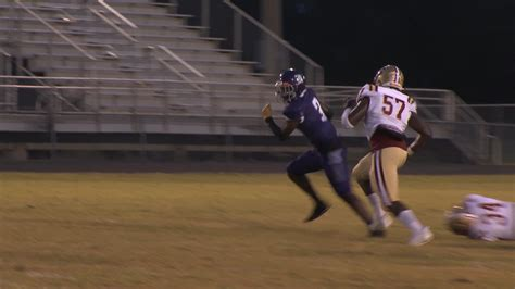 Saraland vs. Blount moved to Thursday at Ladd – WKRG News 5