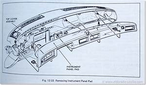 Removing And Replacing The 1974 Cadillac Heater Core