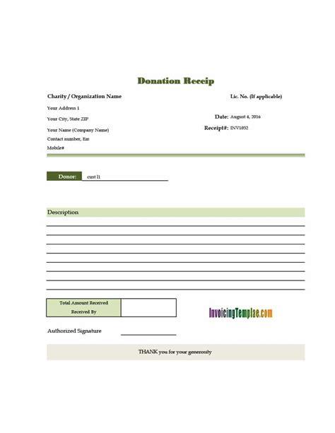 Donation Letter Template 40 Donation Receipt Templates Letters Goodwill Non Profit