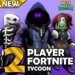 Icon Lifting Tycoon Dominus Fortnite Simulator Player
