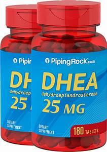 Dhea 25 Mg 2 Bottles X 180 Tablets