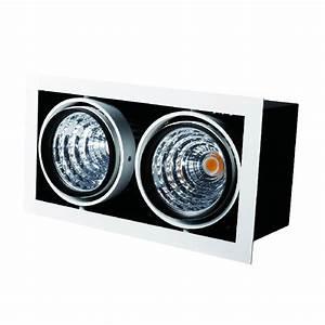 Spot Led Encastrable Plafond Faible Hauteur : luminaires et spots encastrables au plafond tous les ~ Edinachiropracticcenter.com Idées de Décoration