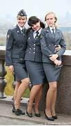 Nordic Blonde in Unifo...Russian Female Soldiers