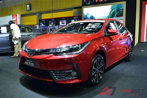 Toyota Corolla Altis Modification by ยลโฉมจร ง Toyota Corolla Altis 1 8 S ทางเล อกใหม เก ง