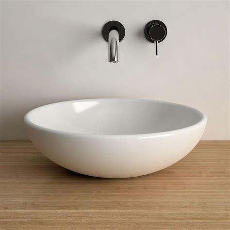 vasque 224 poser ronde bol 40 cm c 233 ramique aoki