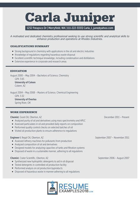 Best Sle Resume Format by 2018 Exles 3 Resume Format Resume Format Resume