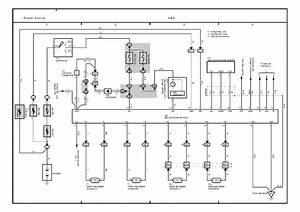 2015 Toyota Tacoma Electrical Wiring Diagram
