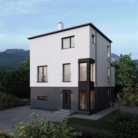 Haus Modern Flachdach by Modernes Einfamilienhaus Elk Haus 178 Flachdach Elk